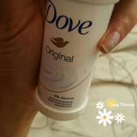 Dove  Original Light & Smooth Antiperspirant Roll-On uploaded by Takwa J.