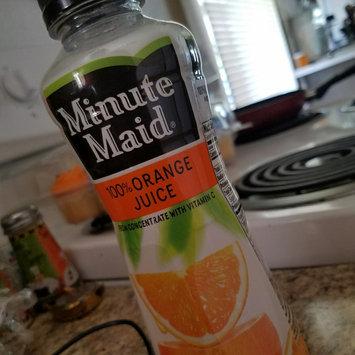 Photo of Minute Maid® 100% Premium Original Orange Juice with Calcium & Vitamin D uploaded by keren a.