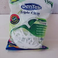 DenTek Triple Clean Floss Picks uploaded by Karla F.