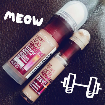 Maybelline Instant Age Rewind® Eraser Treatment Makeup uploaded by Joy P.