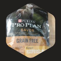 PRO PLAN® SAVOR® GRAIN FREE ADULT Shredded Turkey & Chicken Formula uploaded by Breeanna B.
