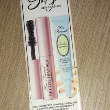 Too Faced Shadow Insurance Anti-Crease Eye Shadow Primer uploaded by neeam j.