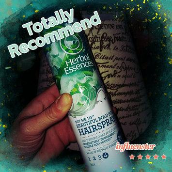 Herbal Essences Set Me Up Hairspray uploaded by Rachel H.