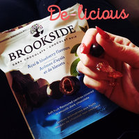 Brookside Dark Chocolate Acai & Blueberry Flavors uploaded by Tammy L.