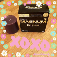 Trojan MAGNUM™ Large Lubricated Condoms uploaded by Sue L.