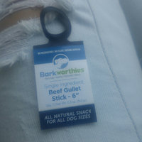 Barkworthies Beef Gullet Stick Dog Treats, 6 ' uploaded by Fabiola C.