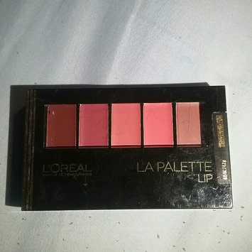 Photo of L'Oréal Paris La Palette Lip uploaded by Quvante A.
