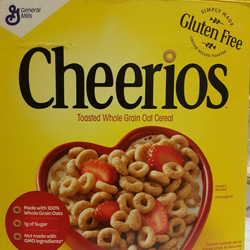 Photo of Cheerios General Mills Cereal uploaded by Ericka G.