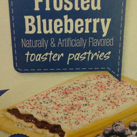 Great Value Frosted Blueberry Toaster Pastries uploaded by krissia a.