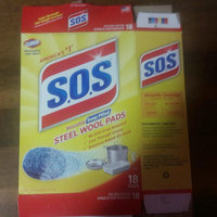 S.O.S Steel Wool Soap Pads - 10 CT uploaded by Tammy M.