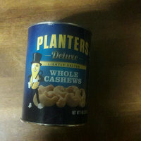 Planters Deluxe Lightly Salted Whole Cashews Can uploaded by Tammy M.