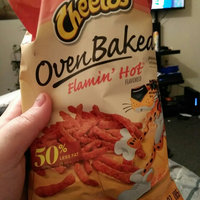 Cheetos® Flamin' Hot Puffs FLAMIN'  Cheese Flavored Snacks uploaded by Sapphire S.