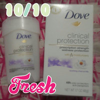 Dove Clinical Protection Antiperspirant Soothing Chamomile uploaded by Daria Q.