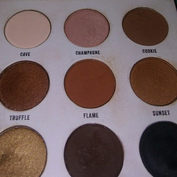 Academy of Colour 9 Shade Eyeshadow Palette, Multicolor uploaded by Cameron s.