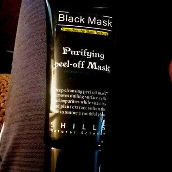 Photo of Shills - Acne Purifying Peel-Off Black Mask 50ml uploaded by Brooke H.