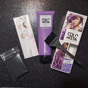 Photo of L'Oréal Paris Colorista Semi-Permanent Hair Color uploaded by Lyndee H.