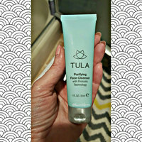 TULA Purifying Face Cleanser uploaded by Laurie C.