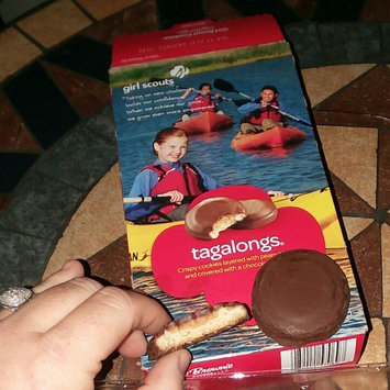 Peanut Butter Patties®/ Tagalongs® Girl Scout Cookies uploaded by Shalayna G.