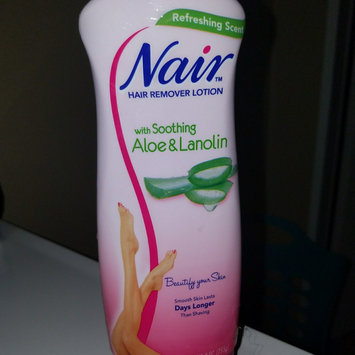 Photo of Nair Lotion uploaded by keren a.