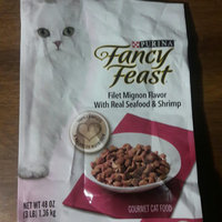 Purina Fancy Feast Tuna Feast in Gravy Marinated Morsels Gourmet Cat Food uploaded by Tammy M.