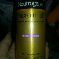 Neutrogena® MicroMist® Airbrush Sunless Tan uploaded by Christian W.