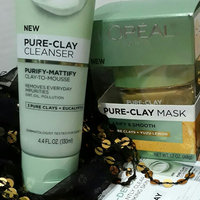 L'Oréal Paris Pure-Clay Purify & Mattify Cleanser uploaded by Gisselle C.