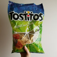 Tostitos Hint of Lime Tortilla Chips 13 oz uploaded by Amber M.