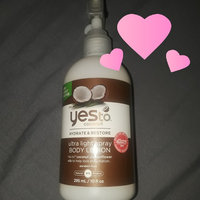 Yes To Coconut Ultra Light Spray Body Lotion uploaded by afton h.