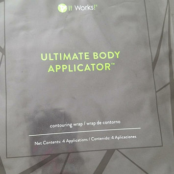 Photo of It Works! Ultimate Body Wrap Applicator uploaded by Crystal J.