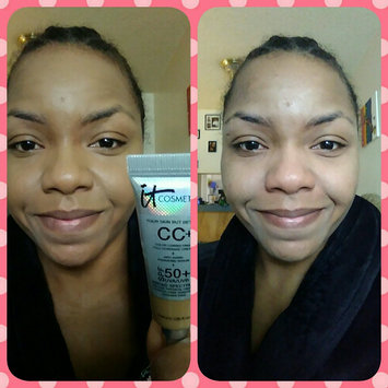 IT Cosmetics Your Skin But Better CC Cream with SPF 50+ uploaded by Ashiah W.