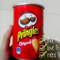 Pringles® Bacon Potato Crisps uploaded by Jessica A.