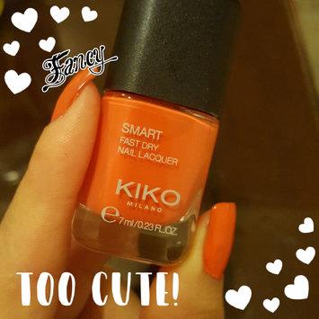 Photo of Kiko Milano Nail Lacquer uploaded by Nargiza M.
