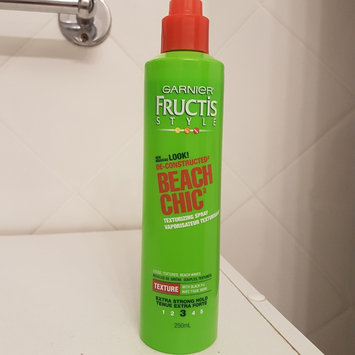 Photo of Garnier Fructis Style Beach Chic Texturizing Spray uploaded by Alysa B.