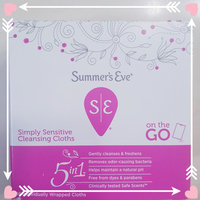 Summer's Eve Cleansing Cloths For Sensitive Skin uploaded by Christa N.