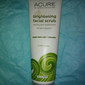 Photo of Acure Organics Brightening Facial Scrub uploaded by Sheila M.