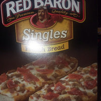 Red Baron® Singles French Bread 3 Meat Pizzas 6 ct Box uploaded by kandiss J.