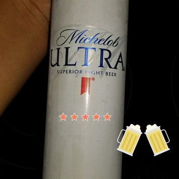 Photo of Michelob Ultra Superior Light Beer uploaded by Rebecca B.