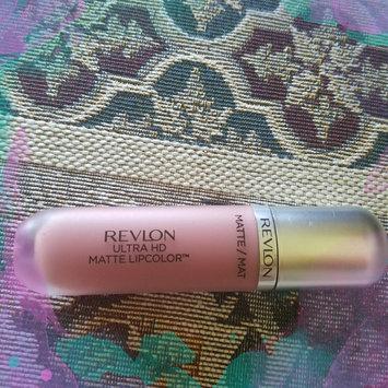 Revlon Ultra HD Matte Metallic Lipcolor uploaded by Fevie M.