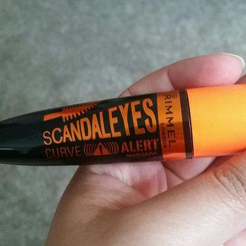 Photo of Rimmel London Scandaleyes Curve Alert Mascara uploaded by Elizabeth N.