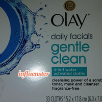 Olay 4-in-1 Daily Facial Cloths Sensitive uploaded by Yulonda S.