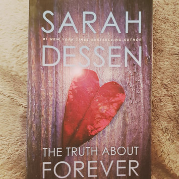 Photo of Truth About Forever (Reprint) (Paperback) uploaded by Hannah E.