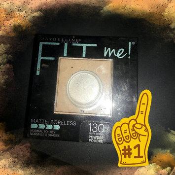 Maybelline Fit Me® Matte + Poreless Powder uploaded by Michelle X.
