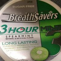 Breath Savers 3 Hour Spearmint Sugar Free Mints uploaded by Kristie H.