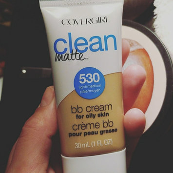 Photo of COVERGIRL Clean Matte BB Cream uploaded by Sandra D.