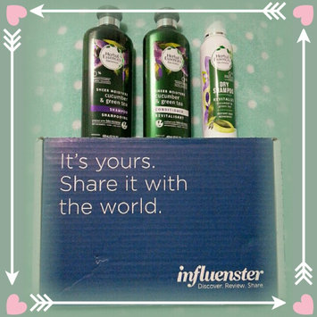 Photo of Herbal Essences Cucumber and Green Tea Dry Shampoo uploaded by Nelly C.