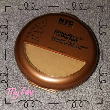 Photo of NYC Smooth Skin Bronzing Face Powder uploaded by Jacquelin A.