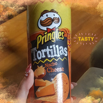 Photo of Pringles® Tortillas Nacho Cheese uploaded by Tammy L.