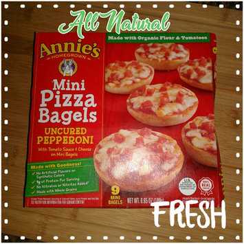 Photo of Annie's Pizza Poppers & Mini Pizza Bagels uploaded by Roshanda A.
