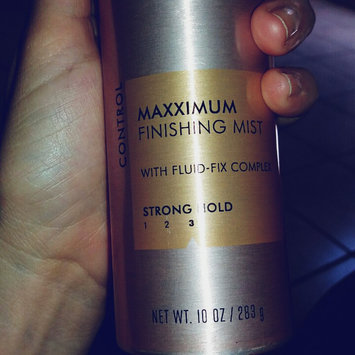 Photo uploaded to NEXXUS® MAXXIMUM FINISHING MIST by Thaissa R.