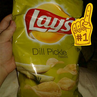 LAY'S® Dill Pickle Flavored Potato Chips uploaded by Amy E.